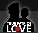 Proud to support the true patriot love foundation