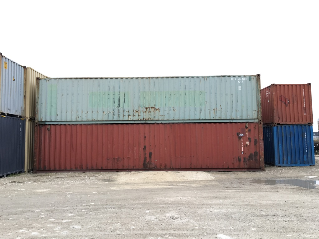 Sea Can Storage Containers Harris Transport Equipment